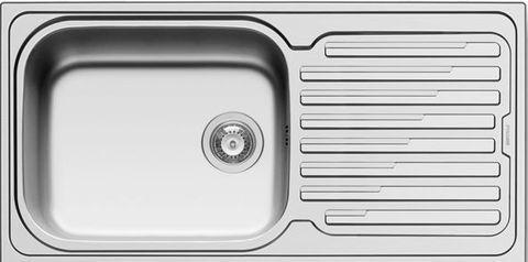 Мивка за кухня Pyramis AMALTIA PLUS (100X50) 1B 1D