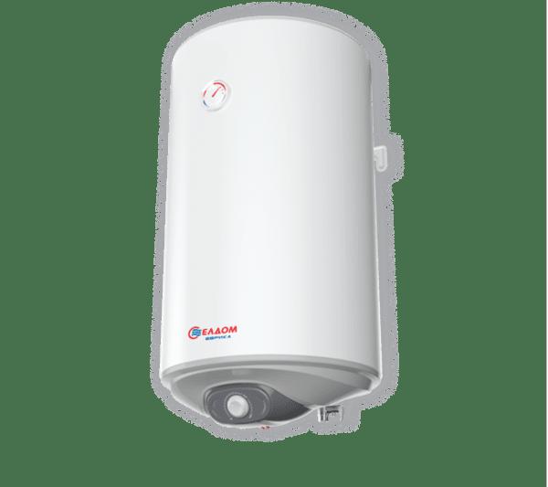 Бойлер Eldom 80, 2 Х 1000 W, сух нагревател, голям диаметър - WV08046D