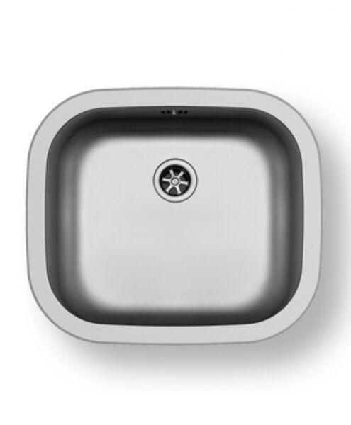 Мивка за кухня Pyramis KIBA SQUARE - Гладка - 100080001