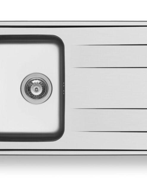 Мивка за кухня Pyramis ALEA (79х50) 1B 1D - 107154501