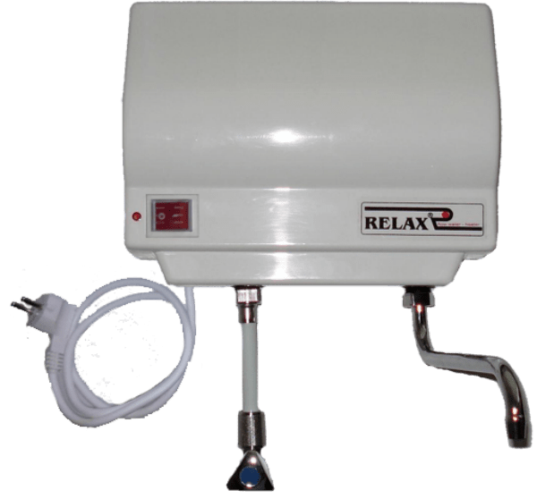 Проточен бойлер Relax Р 3,5 kW под налягане