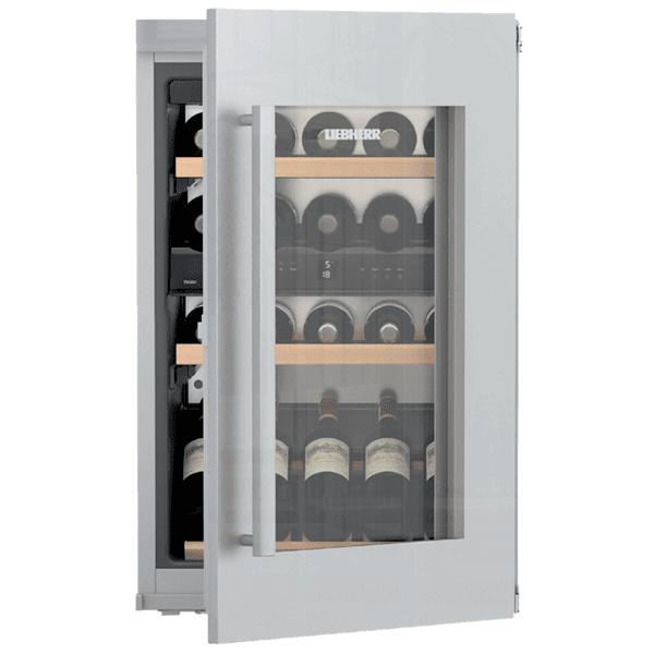 Витрина за съхранение на вино за вграждане Liebherr EWTdf 1653