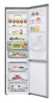 Хладилник с фризер LG GBF72NSDMN