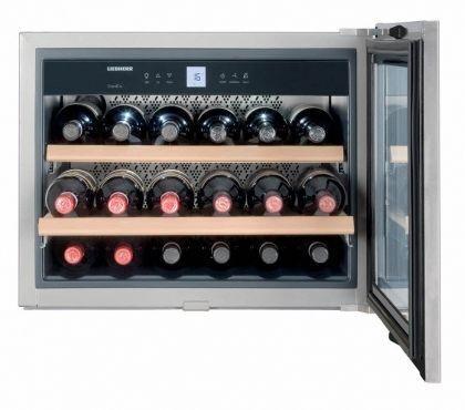 Охладител за вино Liebherr WKEes 553