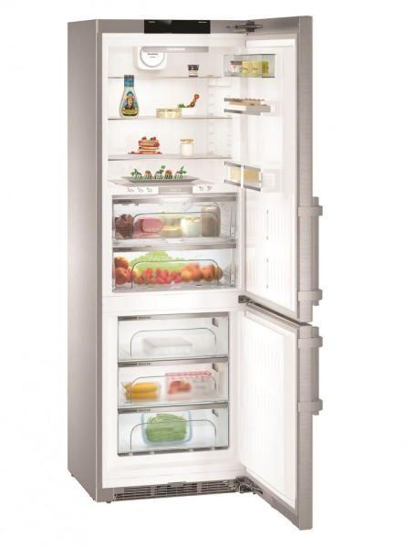 Хладилник с фризер Liebherr CBNes 5778 Premium BioFresh NoFrost