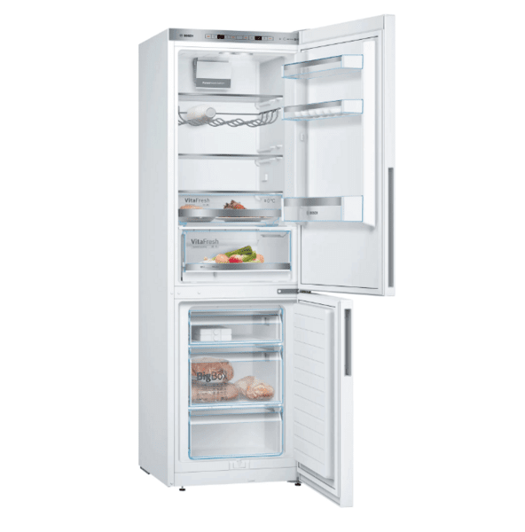 Хладилник с фризер Bosch KGE36AWCA