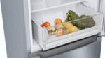 Хладилник с фризер BOSCH KGN33NLEB
