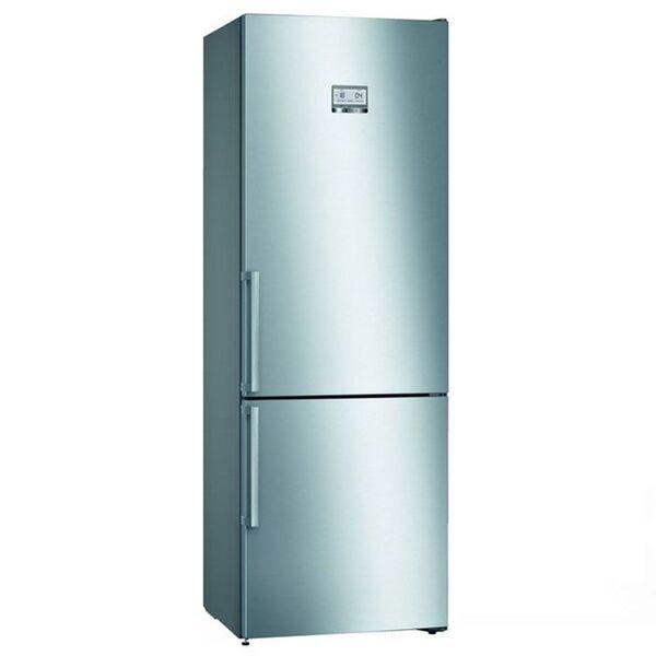 Хладилник с фризер BOSCH KGN49AIEQ