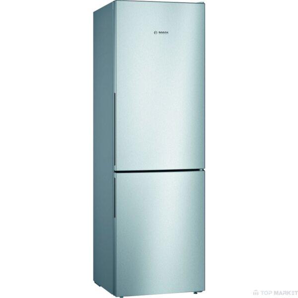 Хладилник с фризер BOSCH KGV36VLEAS
