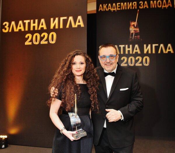 Ина Асса, най-добър дизайнер за 2020-та