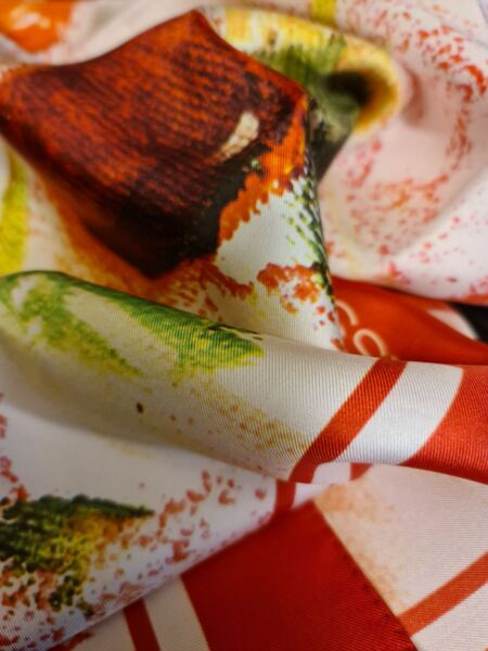 Видове копринени тъкани и тяхното приложение