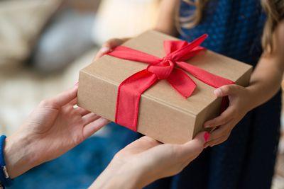 Корпоративен подарък 1