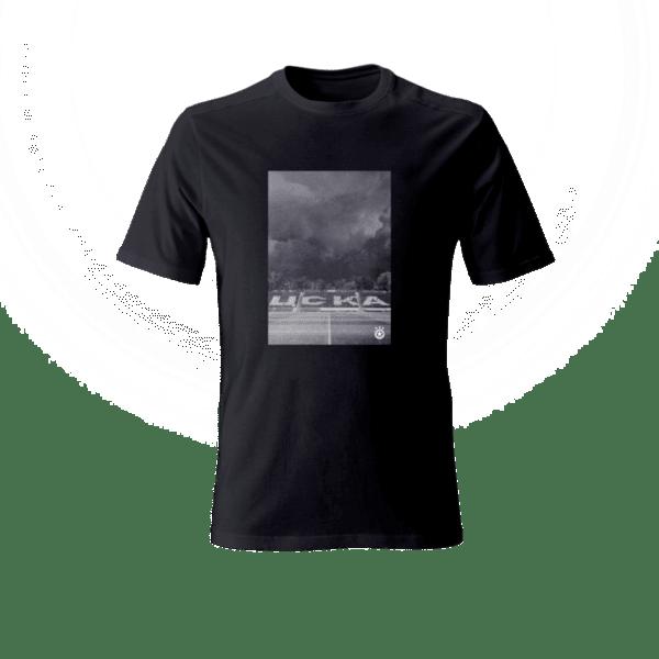 """Тениска """"Stadium"""" - черна"""