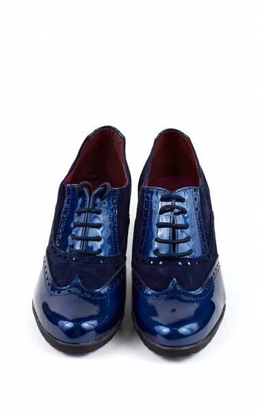 Mar Castellanos Elegance Blue