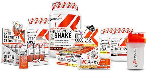 KETO - нова категория само за продукти, подходящи за КЕТО хранене!