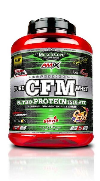 AMIX CFM Nitro Protein Isolate 2.0 kg