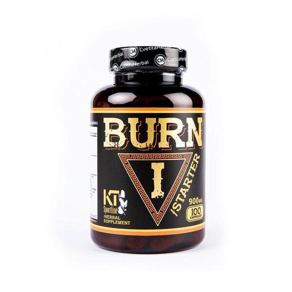 KT SportLine BURN 1 [STARTER] - 100 капсули