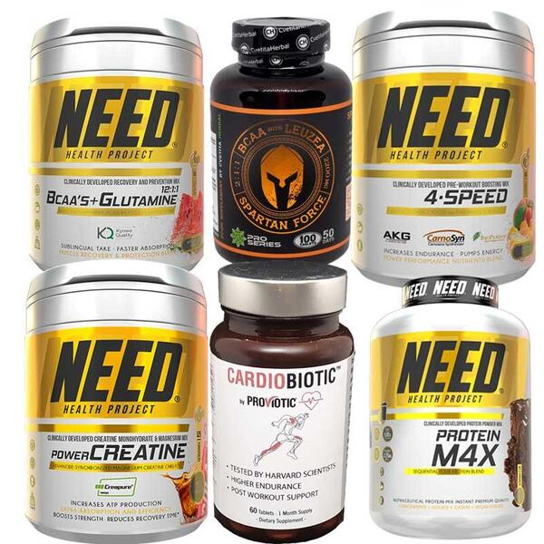 TeamKT Extreme Muscle Mass 2021Stack