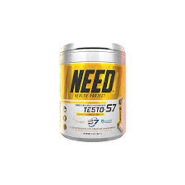 NEED  NEED TE5TO S7 60 caps / 30 serv