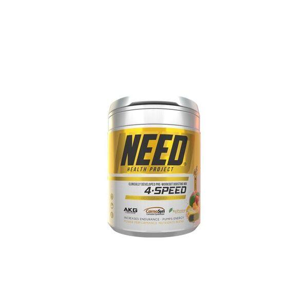 NEED 4·SPEED 300G/30SERV