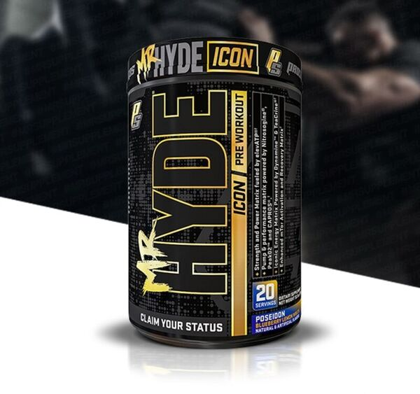 PRO SUPPS Mr Hyde Icon 310G / 20 SERVINGS