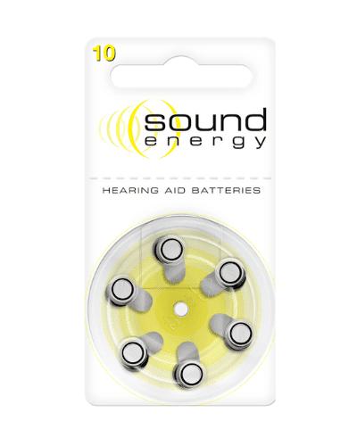Батерии Sound Energy размер 10