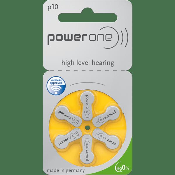 Батерии Powerone размер 10 (PR70)