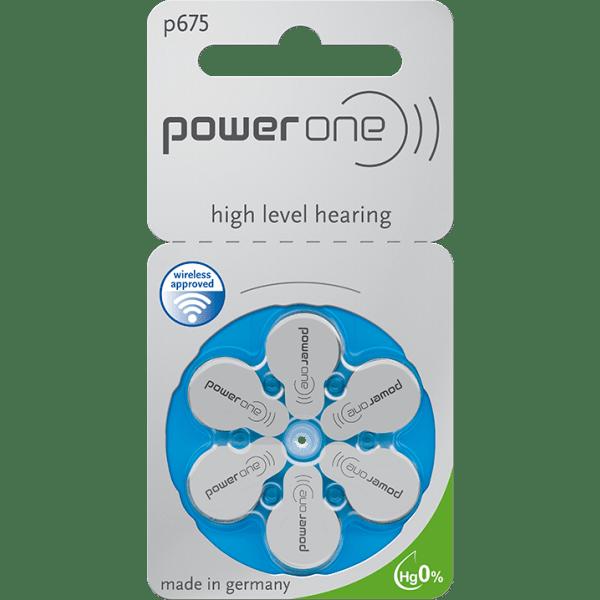 Батерии Powerone размер 675 (PR44)