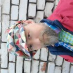 Многоцветен каскет Бохем
