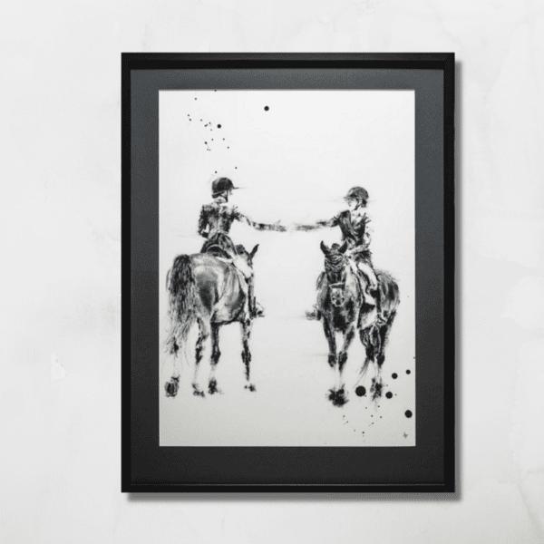"""Картина """"Приятелство"""""""