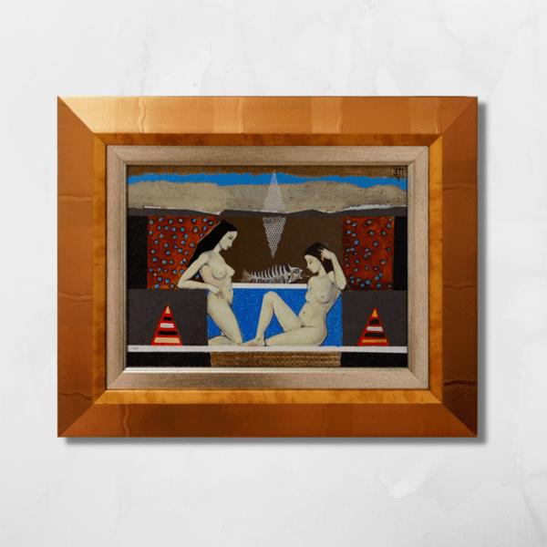 """Картина """"Стената I"""""""