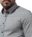 Мъжка риза в бежов цвят Red Point