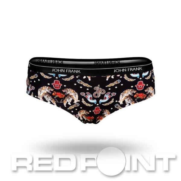 Дамски бикини в черен цвят на Red Point