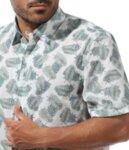 Мъжка риза в бял цвят Red Point