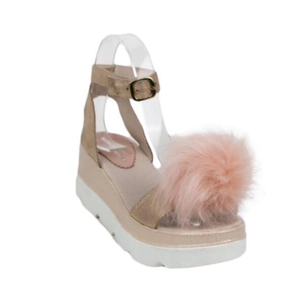 Дамски сандали 1157Pink