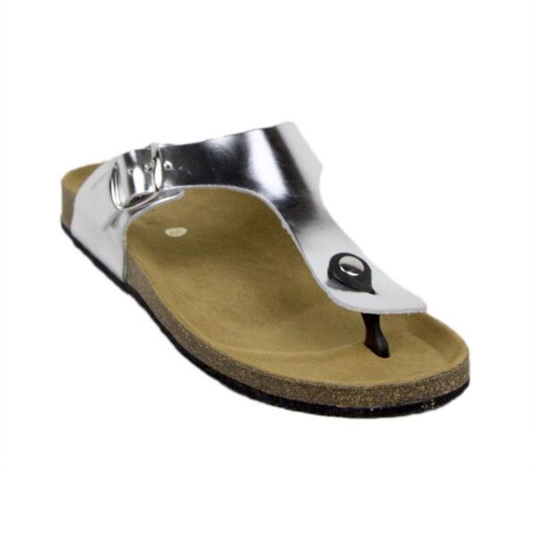 Дамски сандали D5250silver