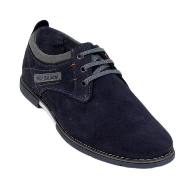 Мъжки обувки 83332-3blue