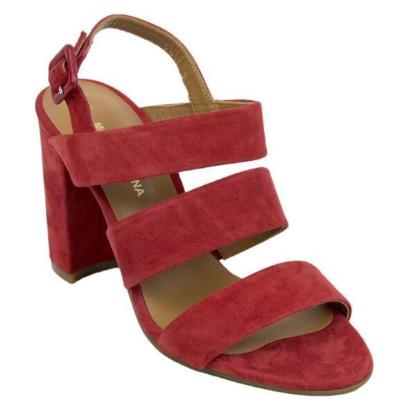 Дамски сандали 9548Red