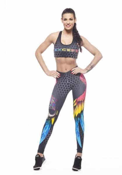 Дамски спортен комплект на Excess