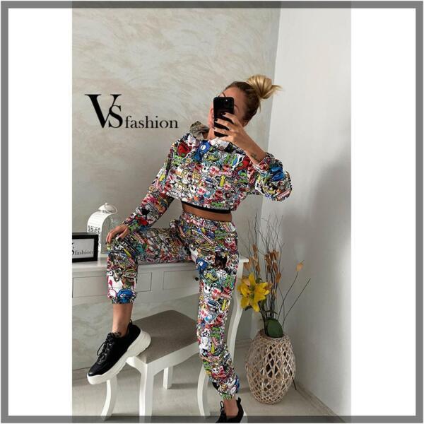 Дамски Комплект THEODORA от VS Fashion