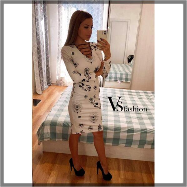 Дамска Рокля PRESLEY от VS Fashion