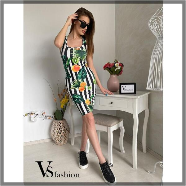 Дамска Рокля SELINA от VS Fashion