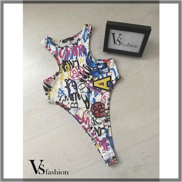 Дамско Боди FIONA от VS Fashion