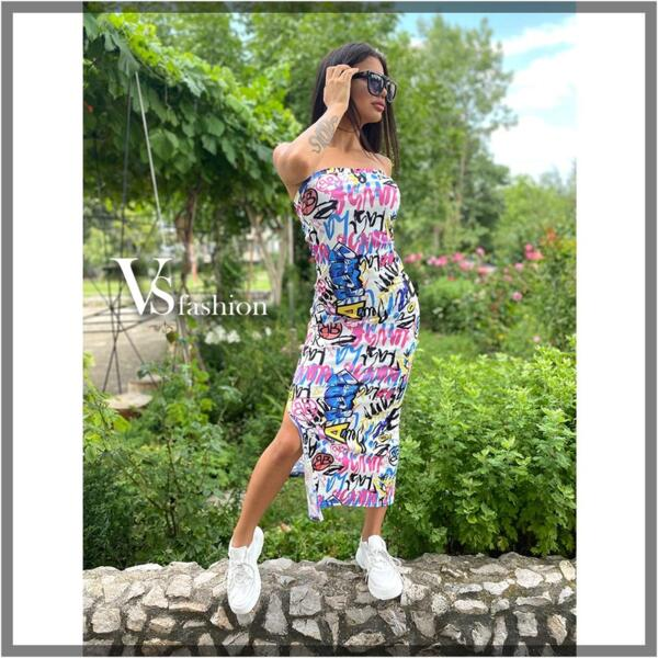 Дамска Рокля AVERIE от VS Fashion