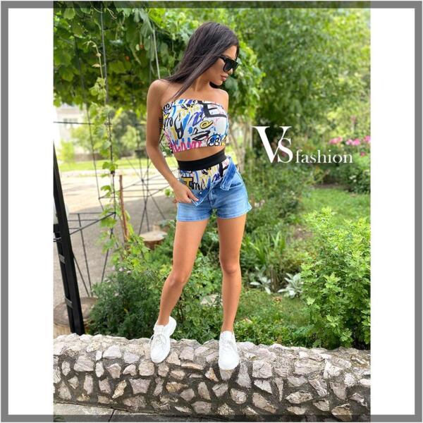 Дамски Комплект MIKAYLA (Бюстие с бикина) от VS Fashion