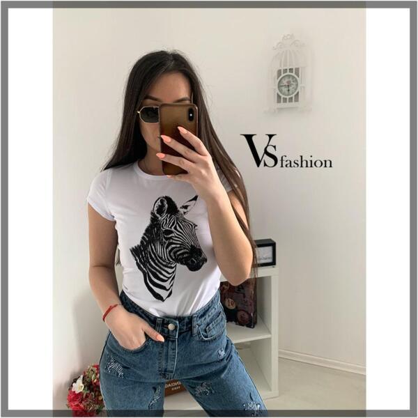 Дамска Тениска MELODY от VS Fashion