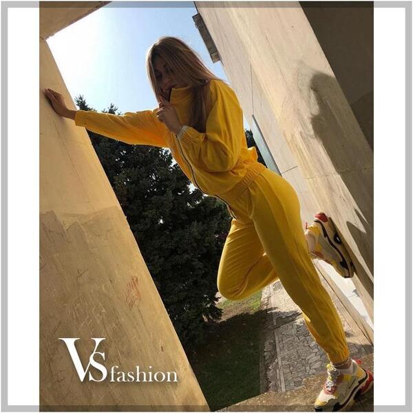Дамски Комплект CELINE от VS Fashion