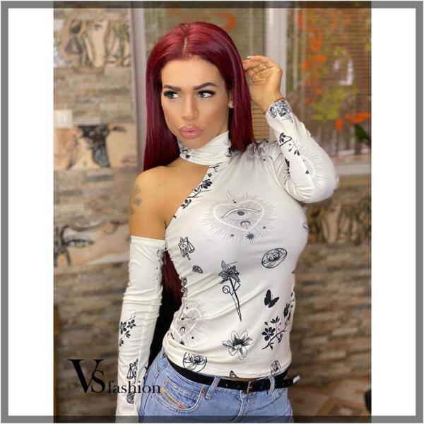 Дамска Блуза STELLA от VS Fashion