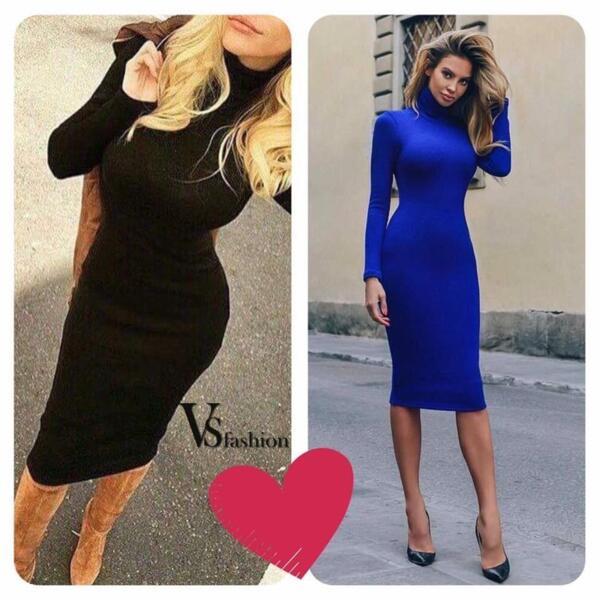 Дамска Рокля SAHAR от VS Fashion