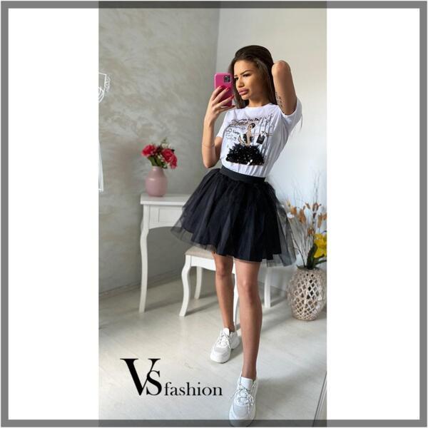 Дамска Пола MIA от VS Fashion